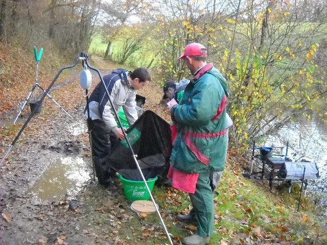 La pêche dans le domaine de Kharkov oukraina